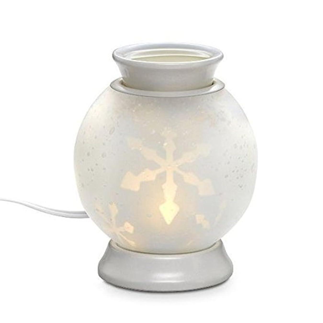 お茶請う極めて重要なElectric Fragrance Candle Warmer by Partylite ( scentglobe )