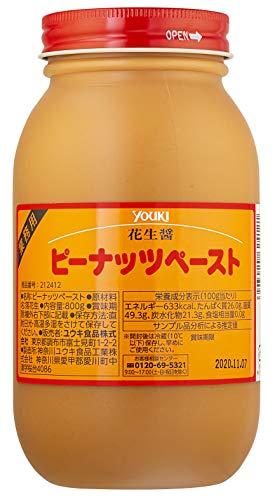 ユウキ ピーナッツペースト (花生醤)  800g