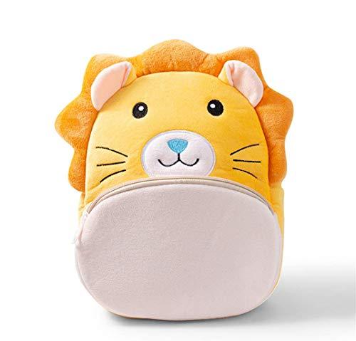 LEDAOU Mochila infantil, diseño de león
