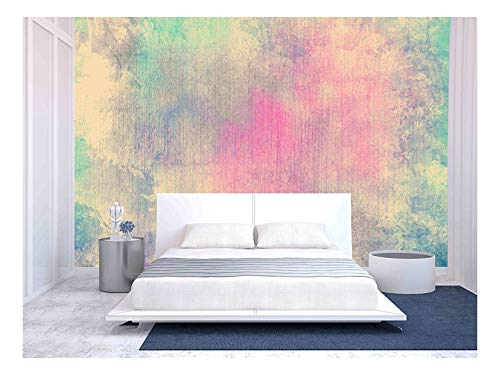 wall26 - Abstract Contemporary Texture Background - Removable Wall Mural | Self-Adhesive Large Wallpaper - 100x144 inches