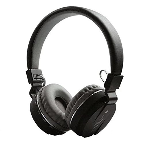 Celrax SH12 Foldable On-Ear Wireless Stereo Bluetooth Headphones with MP3, FM, TF...
