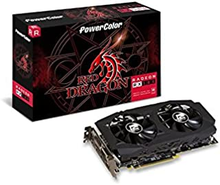AXRX 580 8GBD5-3DHDV2/OC [Red Dragon Radeon RX 580 8GB GDDR5]