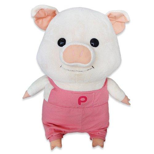 ぷーとん ぬいぐるみ(XL) ブタ 高さ56cm ピンク