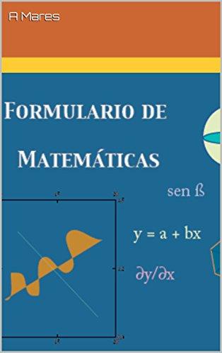 Formulario de Matemáticas (Spanish Edition)