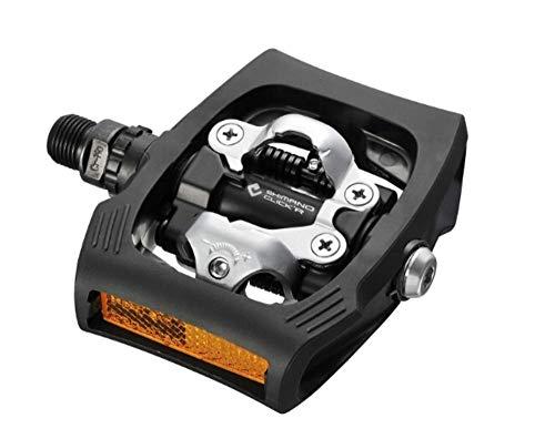Shimano Pedal Click`R, PD-T400, schwarz, 20 x 8 x 4cm