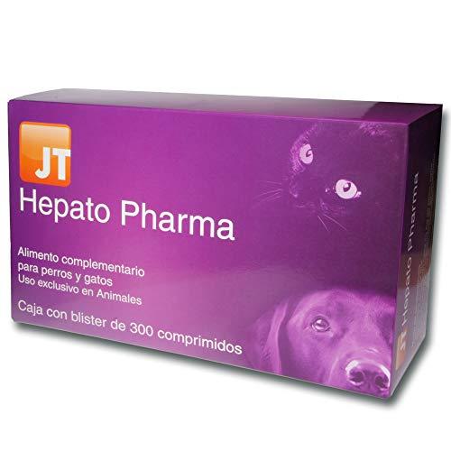 JTPharma Hepato Pharma - 300 Comprimidos