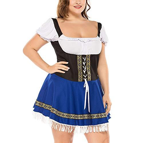 Halloween kostüme für frauen Oktoberfest Kostüm Octoberfest Bayerischen Maid kostüm Party Weibliche Oktoberfest Kleid Bier Kostüm
