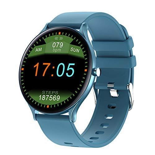 LHL QW13 Smart Watch Smart Sports Watch Menor De Ritmo Cardíaco para Hombres Y Mujeres IP67 Banda De Fitness Impermeable,D