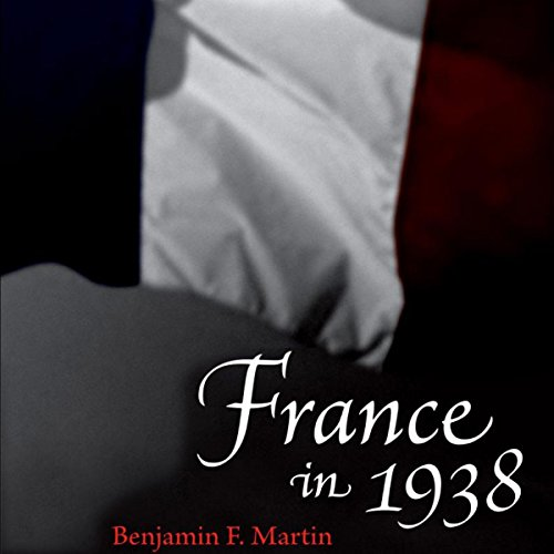 France in 1938 cover art