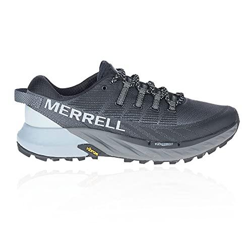 Merrell Agility Peak 4, Zapatillas de Running Hombre, Black, 45 EU