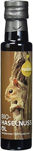 Fandler Bio-Haselnussöl, 1er Pack (1 x 100 ml)