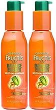 Garnier Fructis Damage Eraser Split-End Bandage 4.2 Ounce (124ml) (2 Pack)