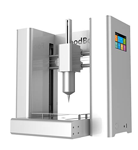 FoodBot Food 3D Chocolate Printer with App Support, for Bake Shop,Restaurants,Chefs,housewives. (60ml)