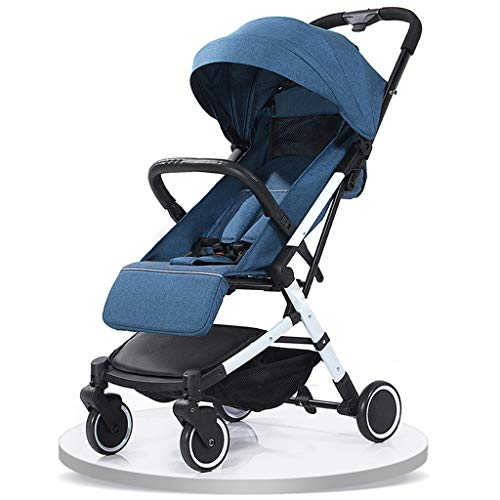 Find Discount TXTC Pram Stroller Foldable,Compact Convertible Strollers, Storage Basket, Large Seat ...