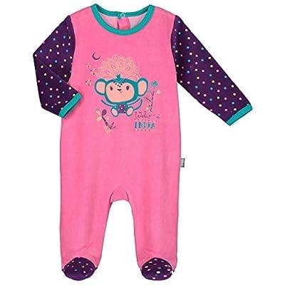 Petit Béguin–Pijama bebé terciopelo Mohini