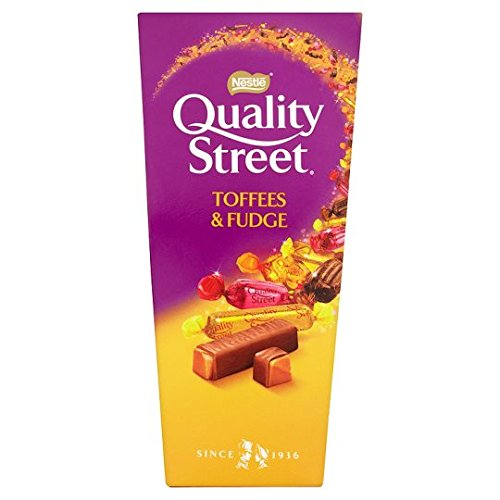 Nestle - Quality Street Toffees & Fudge - 350g