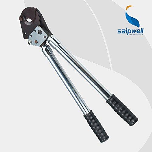 J33 à cliquet à cliquet Coupe-câble 33 mm2 Max Allemagne type Coupe-câble Pince, outil à main, pas pour la coupe de câble blindé