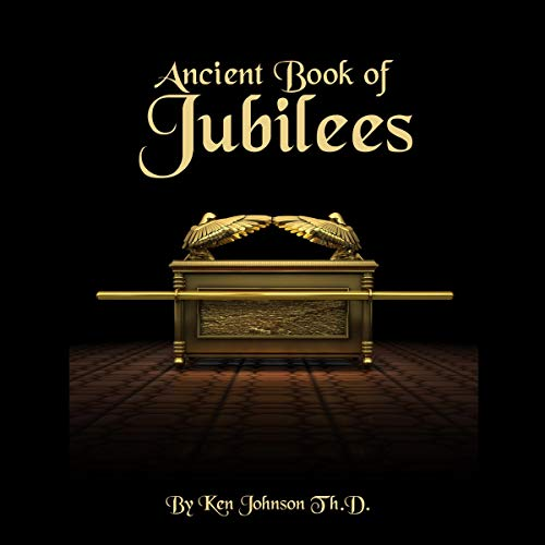 Ancient Book of Jubilees cover art