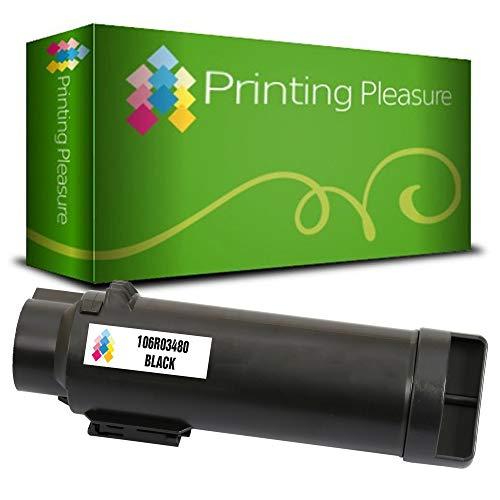 Toner kompatibel für 106R03480 Xerox Phaser 6510, 6510dn, 6510n, WorkCentre 6515, 6515dn, 6515dni, 6515dnw, 6515n, 6515nw - Schwarz, hohe Kapazität (3.000 Seiten)