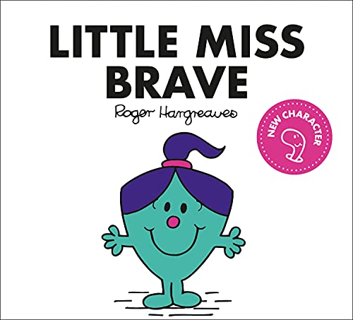 Little Miss Brave (Little Miss Classic Library)