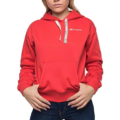Champion Hooded Crop Top - L