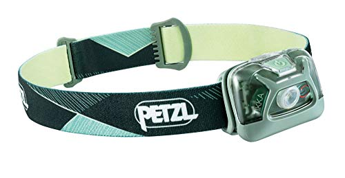 PETZL, Tikka Outdoor Headlamp with 300 Lumens for Camping and Hiking, Green