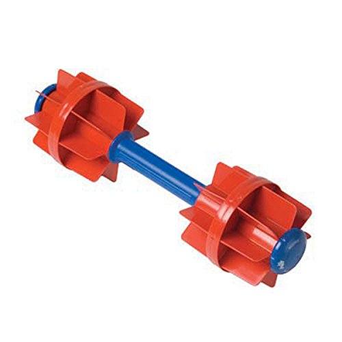 Kiefer Water Workout Dumbbells - Pair (Red)