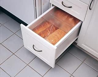 Rev-A-Shelf BDC24-20 Bread Drawer Kit - Polymer-Translucent