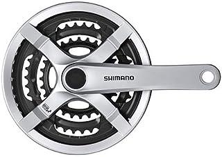 SHIMANO Fc-ty501 Vierkant 6/7/8-fach Bielas, Unisex Adulto