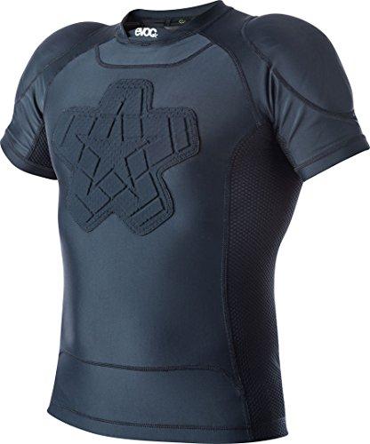 evoc Herren Enduro Shirt Protectorenhemd, Black, XL