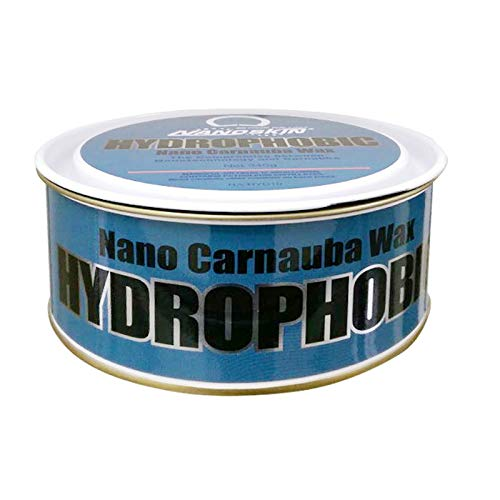 HYDROPHOBIC Carnauba Paste Wax [NA-HYD10], 250 Gram