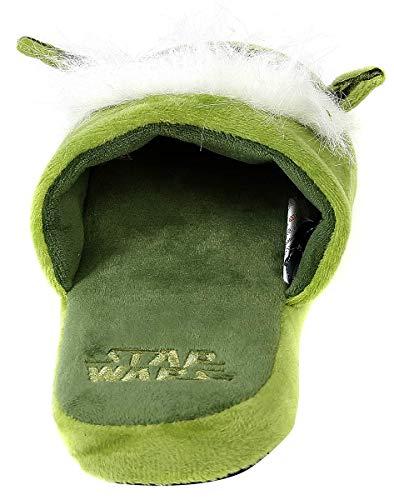 Star Wars Yoda Slip zapatillas