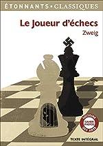 Le Joueur d'échecs de Fabien Clavel