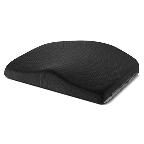 Tsumbay Comfort Seat Cushion for Office Chair- Ergonomic Memory Foam Seat Cushion for Long Sitting - Relieve Coccyx, Tailbone & Back Pressure- for Wheelchair, Computer Chairs, Car Seats
