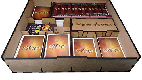 Caixa Organizadora para Dixit - Bucaneiros Jogos