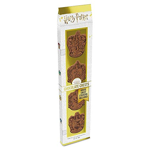 Jelly Belly Harry Potter Hogwarts Escuela Casa Chocolate Emblemas 28g