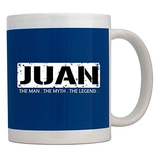 Teeburon Juan The Man The Myth The Legend Taza