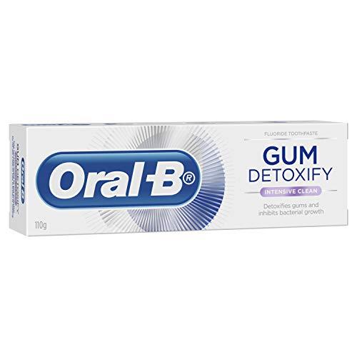 Oral-Bgum Detoxify intensive Clean Toothpaste, 110G