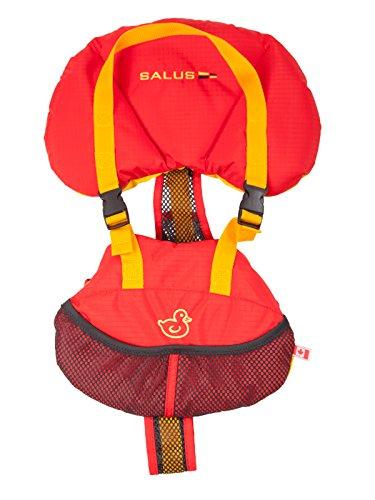 Salus Bijoux Baby Vest - Red