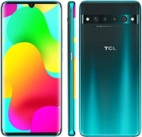 TCL 10 Pro Unlocked Android Smartphone with 6 47 AMOLED FHD Display 64MP Quad Rear Camera System product image
