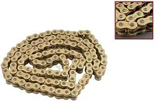 XMT-MOTO Gold O-Ring Drive Chain 525 X 130 For Ducati/KTM/Yamaha/Suzuki/Honda/Aprilia