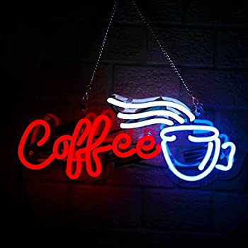 Best neon coffee sign Reviews
