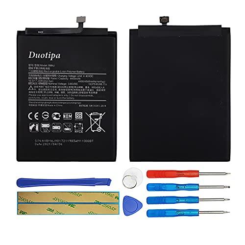Duotipa Batería de repuesto BM4J compatible con Redmi Note 8 PRO M1908C3JE batería con herramientas