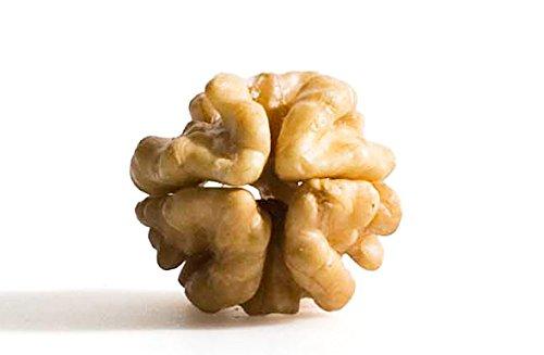 Walnüsse natur von Jalall D'or | aus CHILE | ganze Hälften | fein mildes Walnuss-Aroma | frisch abgefüllt | Walnusskerne PREMIUMqualität | 3 x 750 g