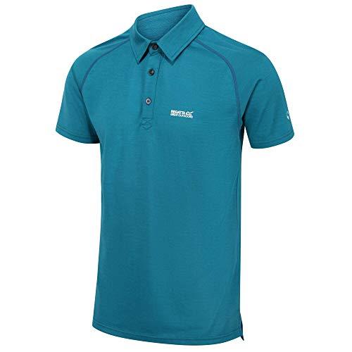Regatta Mens Kalter Polyester Wicking Polo Shirt
