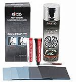 EASTUP Kit de reparación de Llantas de aleación 80005 para reparación de Llantas de aleación y eliminación de arañazos (Color: Cromado)