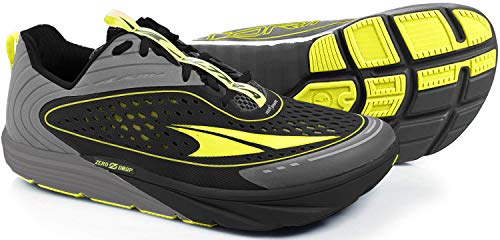 ALTRA Men's AFM1837F Torin 3.5 Running Shoe, Black/Neon - 7 D(M) US