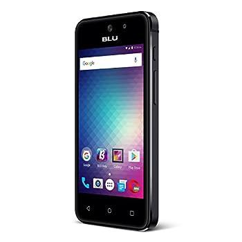 BLU Vivo 5 Mini V050Q Facotry Unlocked GSM Quad-Core Dual-SIM Phone - Black