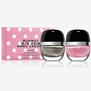 MARC JACOBS Enamored Hi-Shine Nail Lacquer Set Spring Runway Edition New in Box