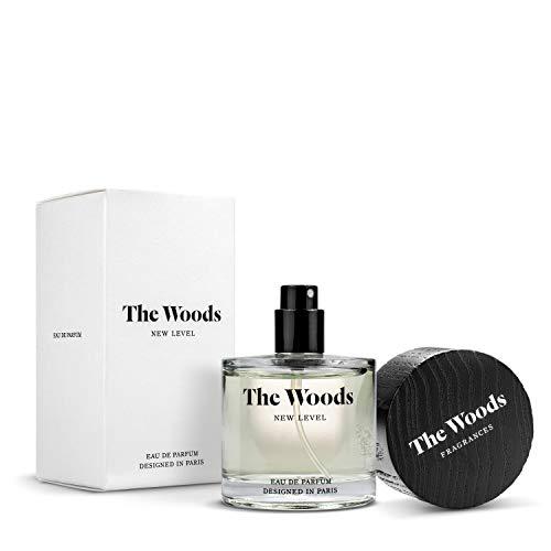 Brooklyn Soap Company: The Woods New Level · Eau de Parfum · Frischer, holziger Duft für Männer